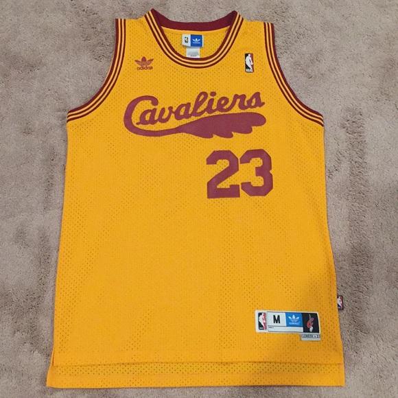 5ba90d53ff7 adidas Shirts | Nba Cleveland Cavaliers Lebron James Jersey | Poshmark